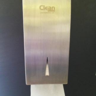 Дозатор за тоалетна хартия на листчета
